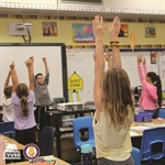 Aspen Students Find Balance with Yoga 4 Classrooms Program