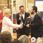 Westlake High Teacher Named November Teacher of the Month