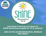 Interested in Learning More About SHINE Homeschool? Watch the Webinar from Friday, July 17th