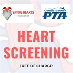 NEW DATE: Conejo Council PTA's FREE Saving Hearts Cardiac Screening Event