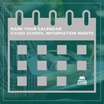 Mark Your Calendar: **NEW DATES** Upcoming School Information Nights