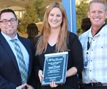 Sycamore Canyon School's Haley Carroll Celebrated as CVUSD's December Teacher of the Month