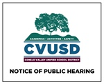 Notice of Public Hearing: Transition to a New System of Electing Governing Board Members