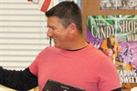 Colina Middle's Scott Farrell Recognized as CVUSD's January Teacher of the Month