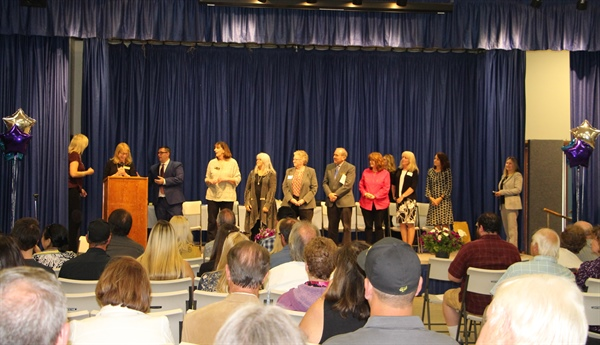 CVUSD Honors & Celebrates Employees at Annual Service Awards and Retirement Celebration on May 14, 2019
