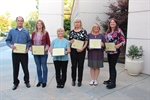 CVUSD's Classified Employee Outstanding Achievement Awards