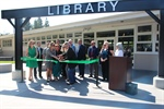 Thousand Oaks High School Unveils NEW Library at Ribbon-Cutting Ceremony Today
