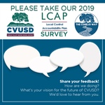 CVUSD Families: Please Take Our 2019 LCAP Survey