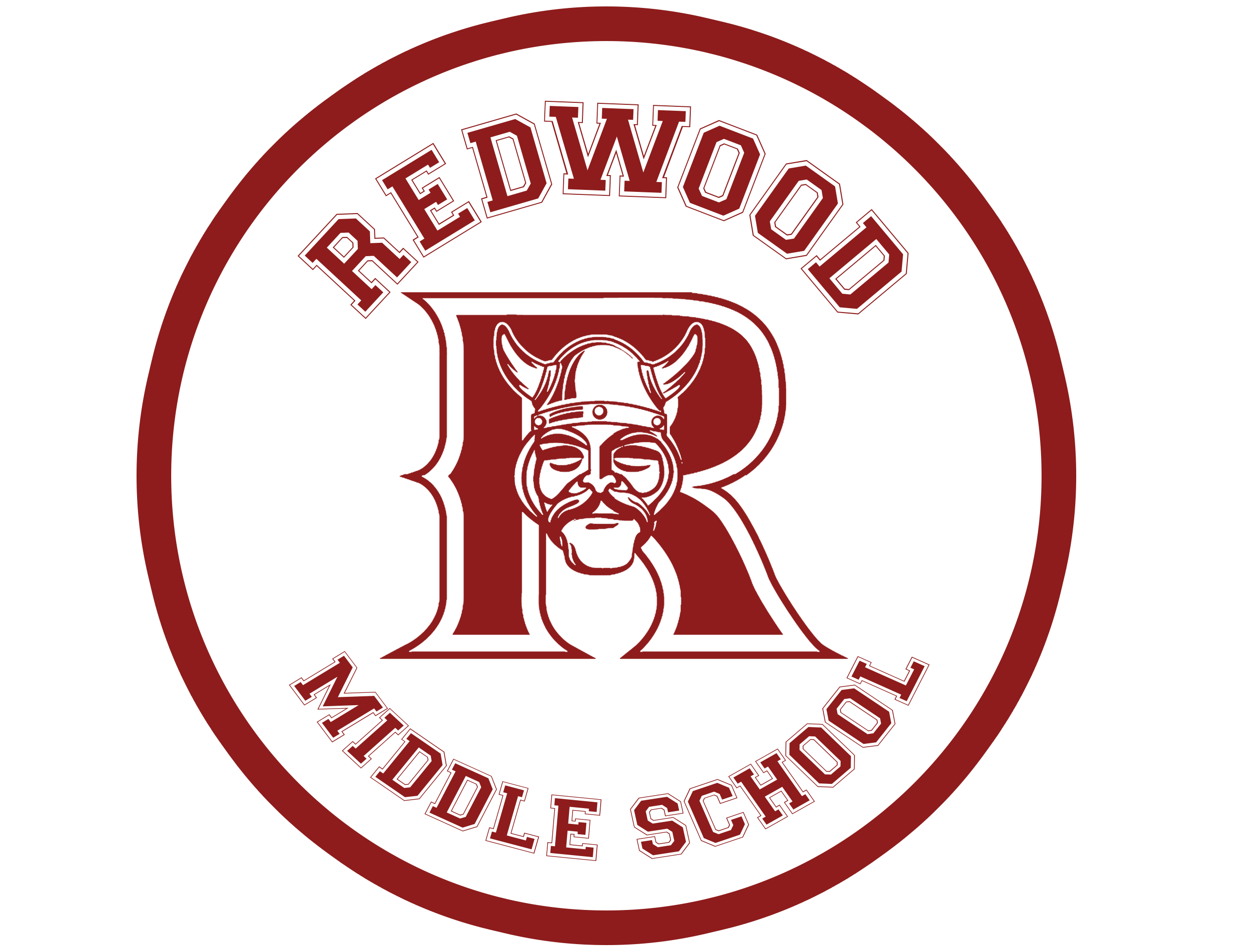 Redwood Middle logo