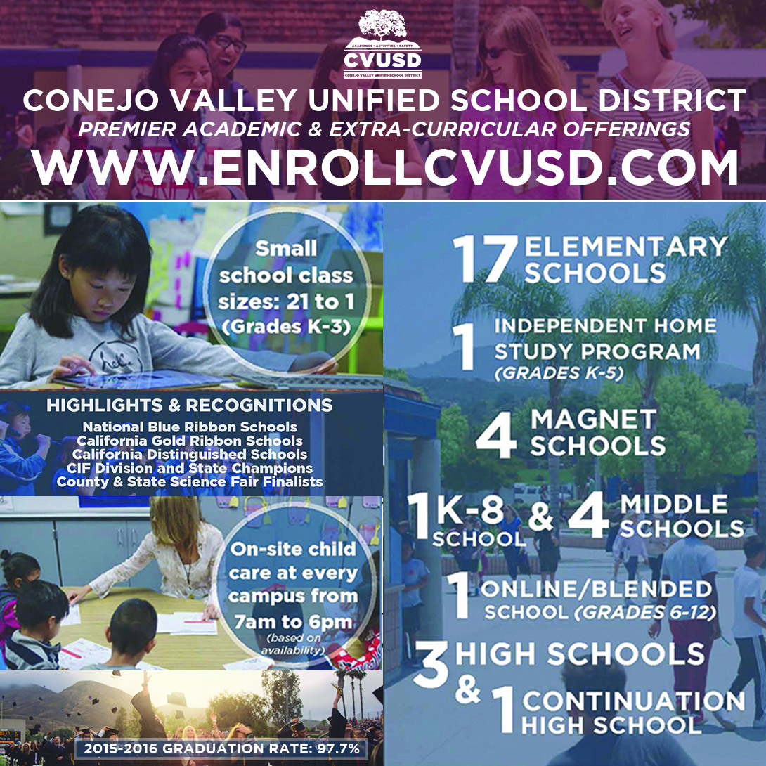 Enroll CVUSD pictures of students