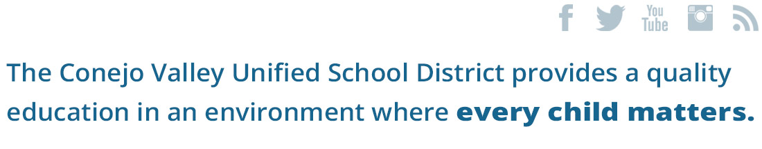 CVUSD Mission Statement