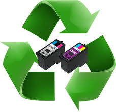 recycle ink cartridge clipart