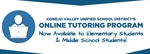 Students Supporting Students! CVUSD's Online Tutoring Program Now Available to Elementary & Middle School Students