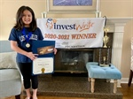 Lang Ranch Student Wins 1st Place in Statewide InvestWrite® Competition