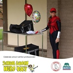 CVUSD Celebrates School Lunch Hero Day on May 7th