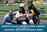CVUSD Celebrates National Inclusive Schools Week