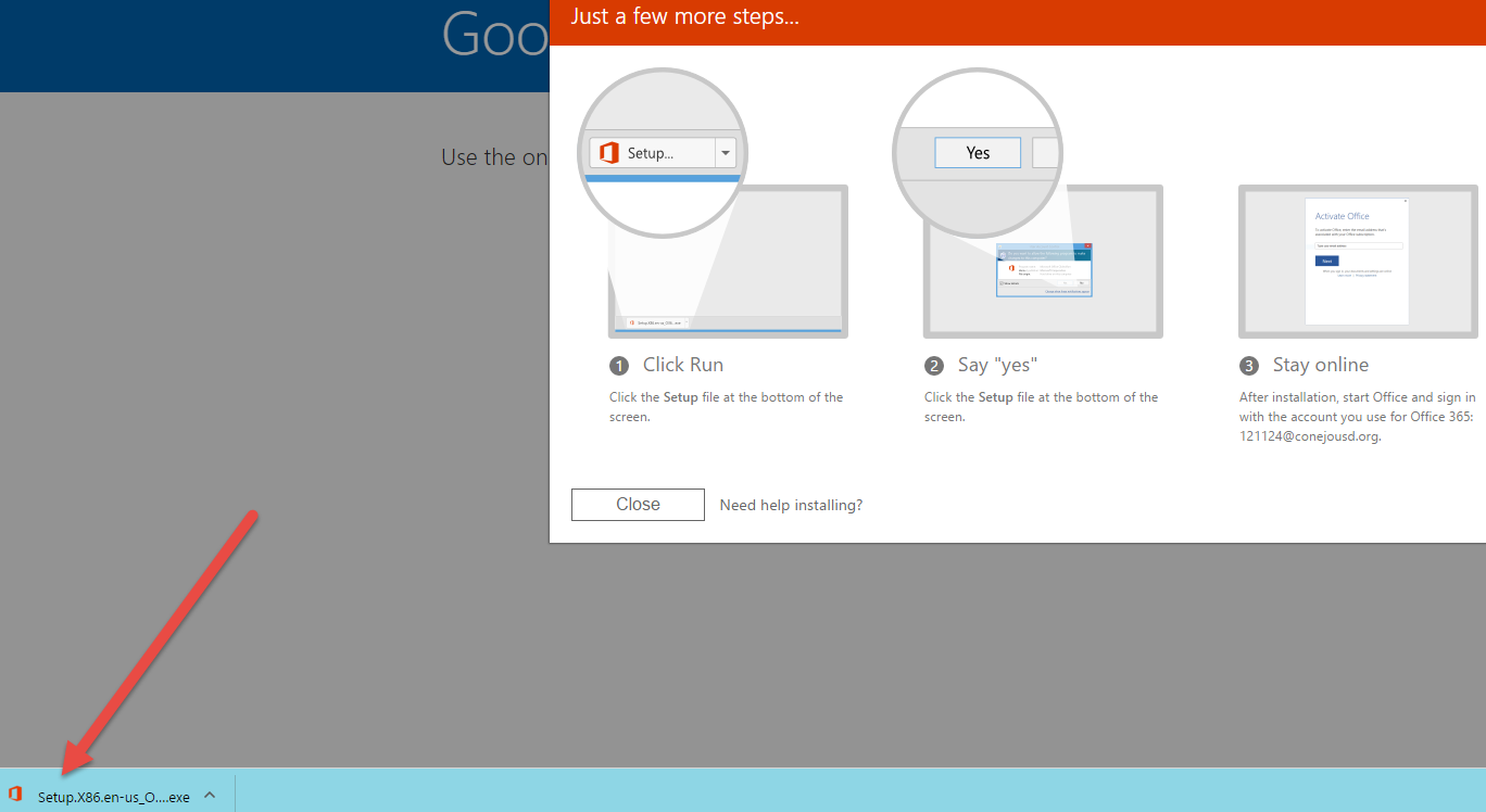 Special Offer: Complimentary Office 365 for Members of the