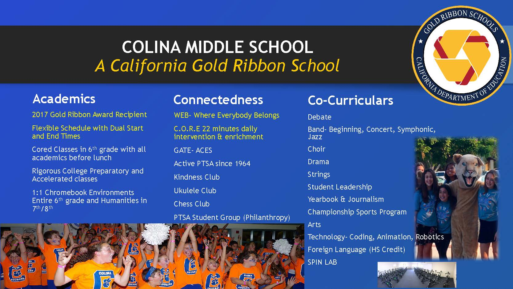Conejo Valley Unified School District > Home > Enroll Choose
